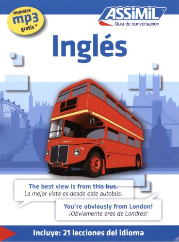 IAssimil Ingles Guia Conversacion (Spanish Edition) [Assimil] (Tapa Blanda)