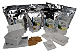 Organic Sprouted Grain Bread Making Kit - Vegan / Vegetarian - Make Sprouted Wheat Bread From Scratch