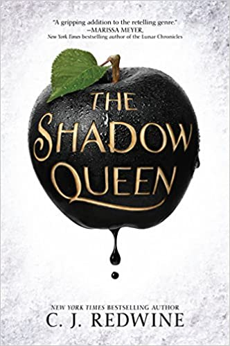 The shadow queen copertina