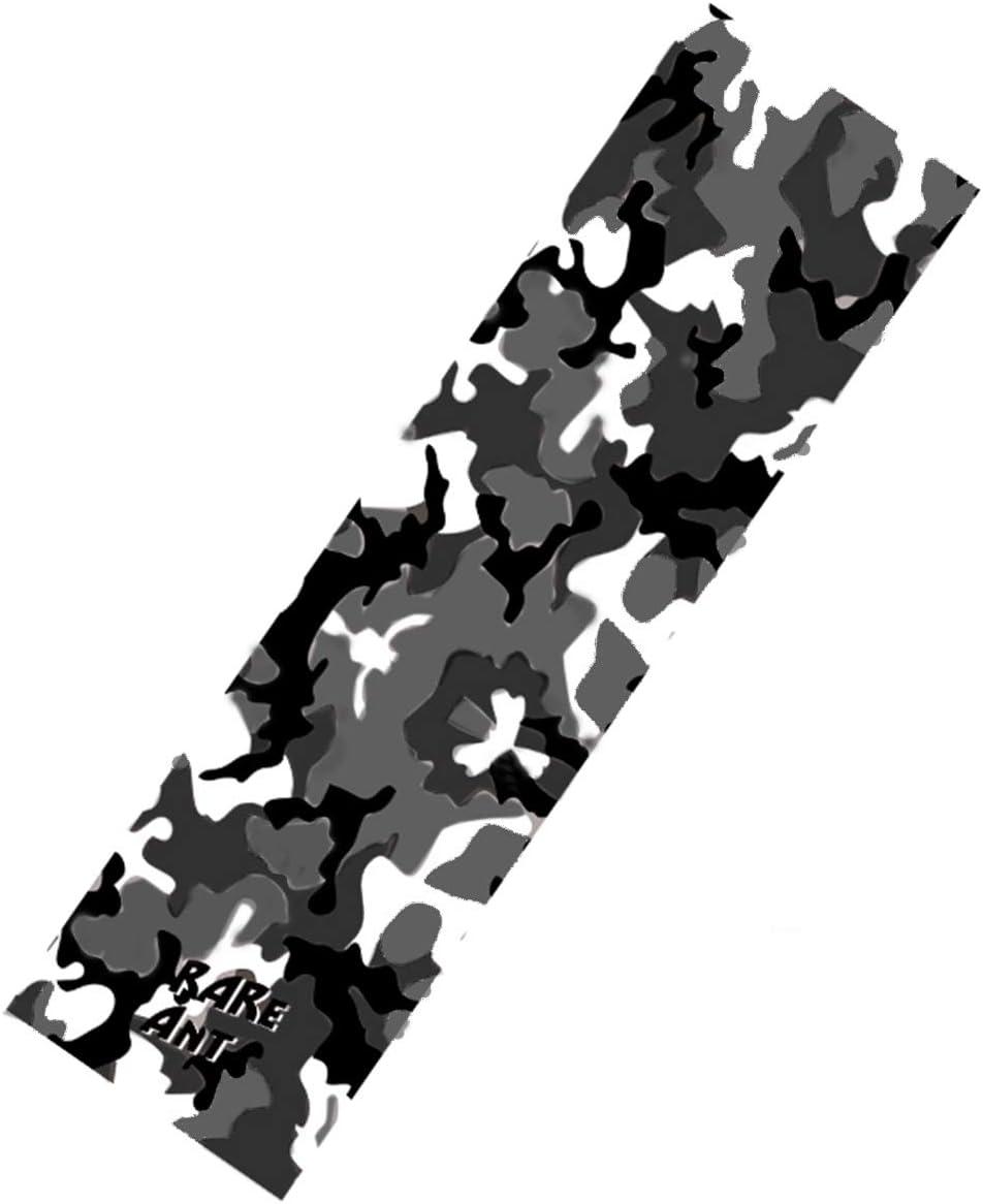 Blancho Bedding Skateboard Grip Tape Sheet Bubble Free Scrub Stickers Wear-Resistant Anti-Slip,Camouflage #75