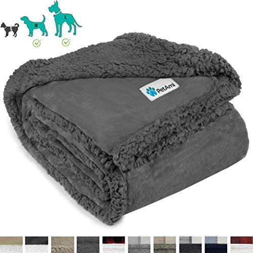 PetAmi Dog Blanket Sherpa
