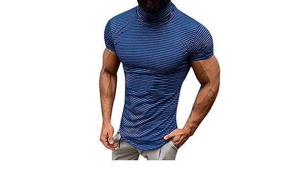 Berimaterry Camiseta Interior Hombre con Hilos técnicos ...