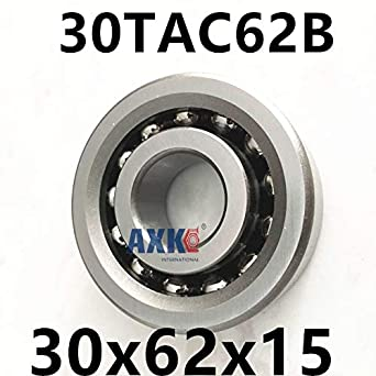 Ochoos 1pcs 30TAC62B 30 TAC 62B SUC10PN7B 30x62x15 Ochoos High Speed High Load Capacity Ball Screw Support Bearings: Amazon.com: Industrial & Scientific