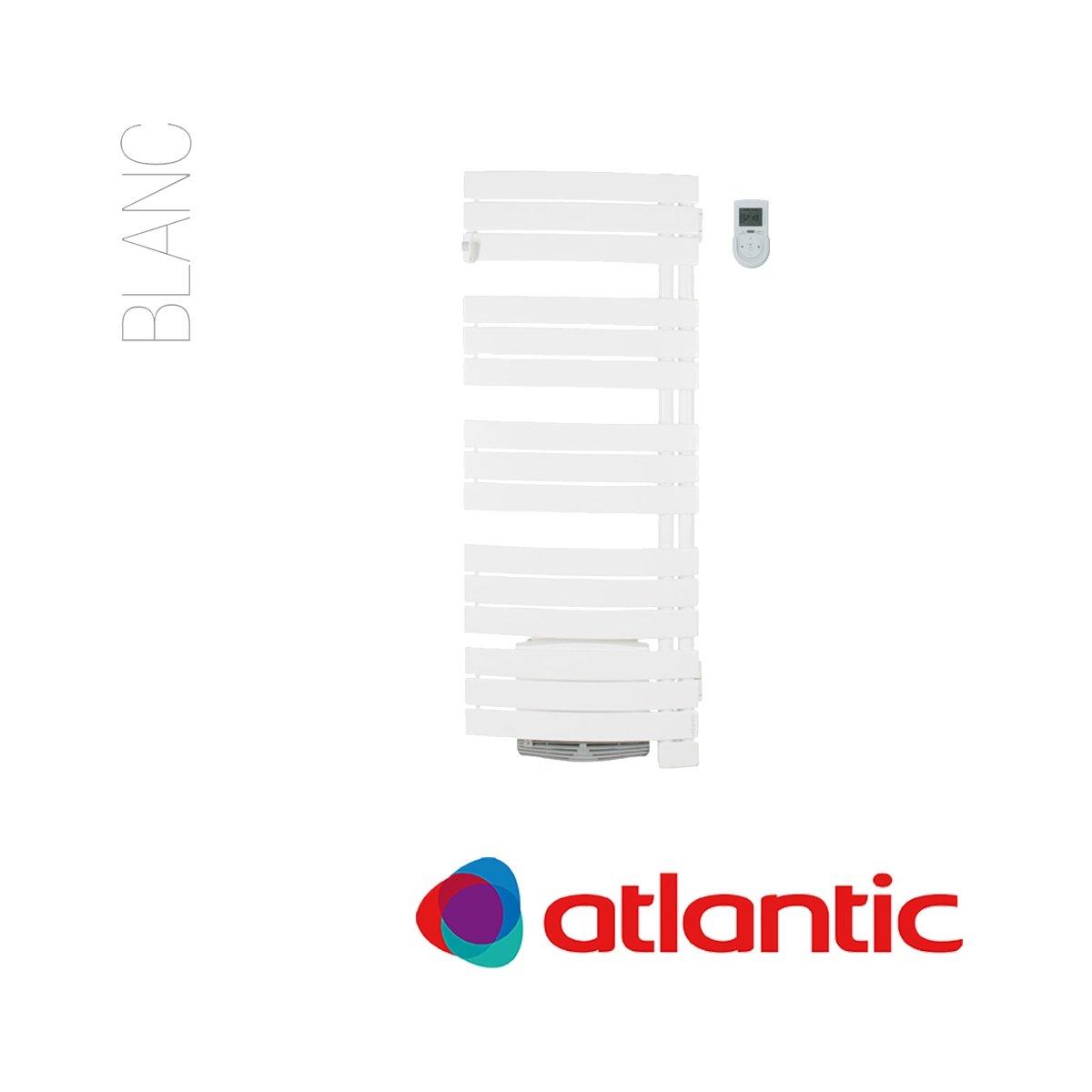 Atlantic Seche Serviette Nefertiti Integral Pivotant Gauche