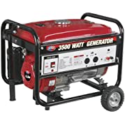 All Power America APG3002S, 3000 Running Watts/3500 Starting Watts, Gas Powered Portable Generator