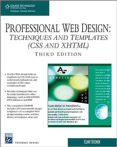 Web Page Design Ebook