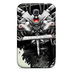 ResalucPacker Galaxy S4 Hybrid Tpu Cases Covers Silicon Bumper 3d Abstract