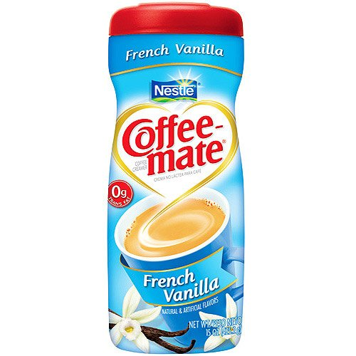 Coffee-mate Powdered Coffee Creamer - French Vanilla - 15 oz - 2 - Creamer French Vanilla Coffee