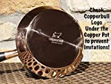 """CopperBull"" Thickest Copper Turkish Greek Coffee"