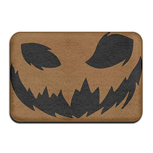 Pumpkin Halloween-1 Indoor Outdoor Entrance Rug Non Slip Floor Mat Doormat Rugs for Home -