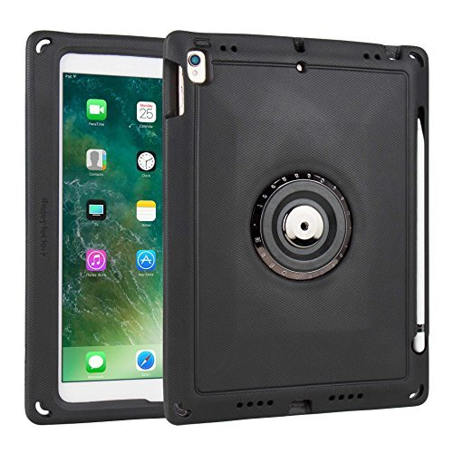 (The Joy Factory aXtion Edge M Rugged Shockproof Case for iPad Pro 10.5