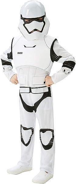 Star Wars - Disfraz de Villain Trooper Deluxe para niños, talla XL ...
