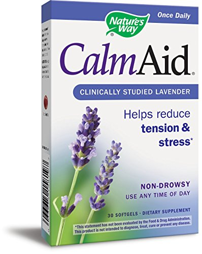 Natures Way Calm Aid Natures Way 30 Softgels