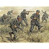 Italeri - I6033 - Maquette - Figurine - Infanterie Allemande - Echelle 1:72