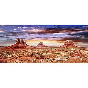 "Reptile Habitat, Terrarium Background, Cool Desert Sky - 18 Tall"" X 36 Wide"" 8"