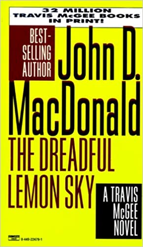 Amazon Fr The Dreadful Lemon Sky John D Macdonald Livres