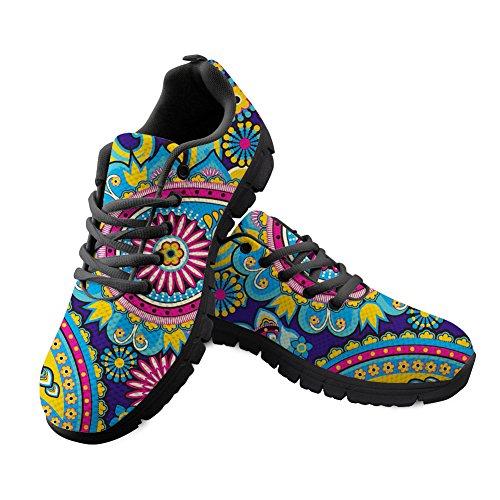 0dc14d2c0b366b Bigcardesigns Trendy Sports Trail Running Shoes Ultra-Light Sneakers  Jogging Walking Trainers Size 8 B