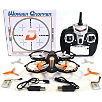 Durable Crash Proof 2.4GHz Stunt Remote Control Drone Quadcopter with 360 Flip
