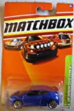 Matchbox 2010 '08 Honda Civic Type R Metro Rides BLUE #29