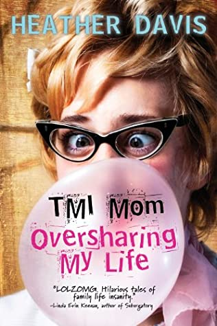 book cover of Oversharing My Life