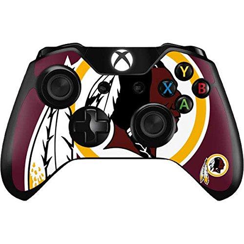 Washington Redskins Xbox One Controller Skin - Washington Redskins Large Logo | NFL & Skinit Skin - Nfl Washington Redskins Controller