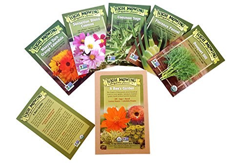 bees-organic-seed-garden-set-attracts-beneficial-insects-easy-edible-beautiful-fun