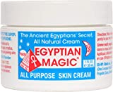 Product review for Egyptian Magic All Purpose Skin Cream | Skin, Hair, Anti Aging, Stretch Marks | 100% Natural Ingredients | 1 Ounce