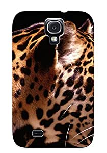 New Arrival Cute Leopard Cub For Galaxy S4 Case Cover