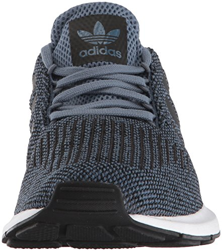 Homme Steel Black Raw Swift Ftwr Adidas Core White Formateurs Textile S Run fxqBwwACd