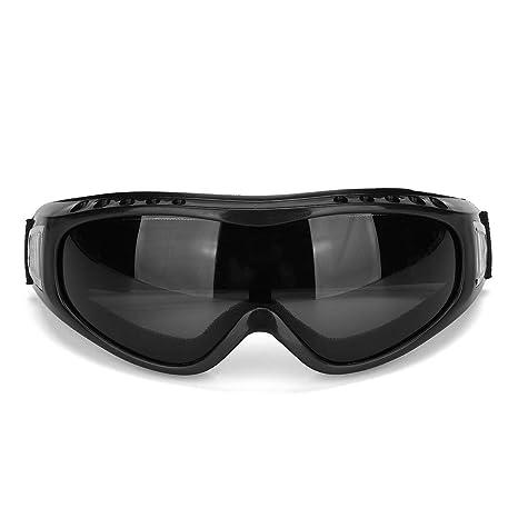 Anti Niebla Polvo Viento UV Agua Nieve Snowboard Gafas Casco ...