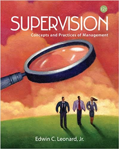 Amazon supervision concepts and practices of management ebook amazon supervision concepts and practices of management ebook edwin c leonard kindle store fandeluxe Choice Image