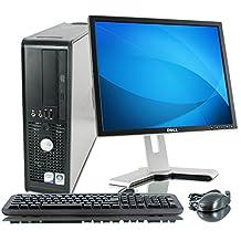 "Refurbished: Optiplex GX745 Small Form Factor - 250GB HDD, 4GB Ram, DVD-Rom, 17"" LCD Monitor, Windows XP Professional"