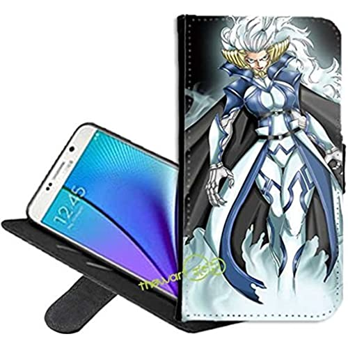 Samsung Galaxy S7 Case, Fairy Tail Mirajane PU Leather Folio Flip Wallet Case Cover with ID Credit Card Holder with Stand for Samsung Galaxy S7  Sales