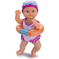 Nenuco - Nadador, este divertido juguete nada como un bebé de verdad, mueve sus piernas en el agua, es resistente al…