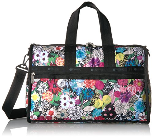 LeSportsac Women's Classic Medium Weekender, Sunlight Floral