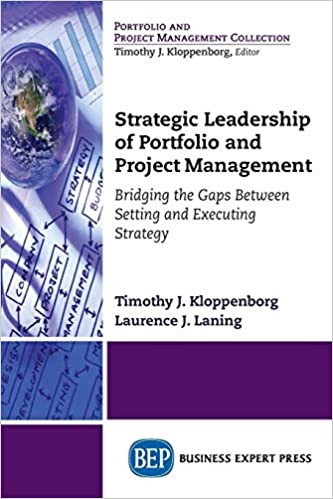 Read e-book Strategic Leadership of Portfolio and Project Management