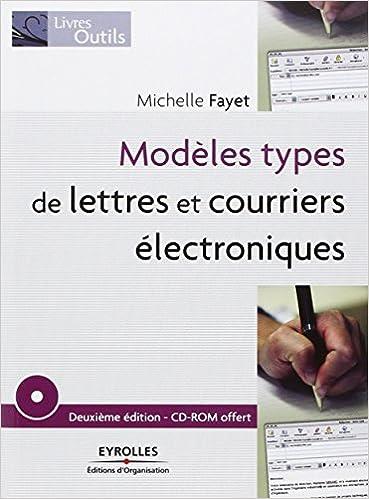 En ligne téléchargement gratuit Modèles types de lettres et courriers électroniques (1CD audio) epub, pdf