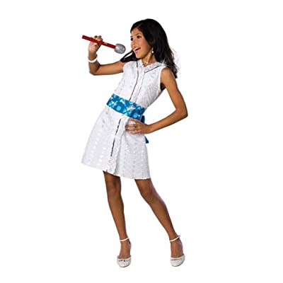High School Musical Deluxe Gabriella Star Dazzler Disney Costume, Small: Toys & Games