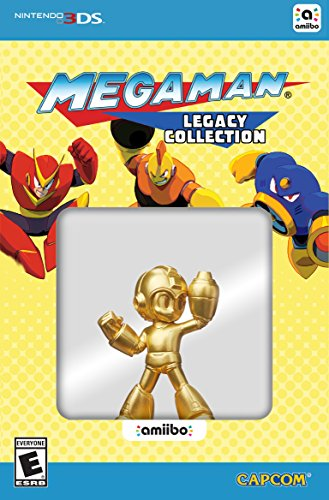 Mega Man Legacy Collection - Collectors Edition - Nintendo 3DS by Capcom