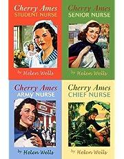 The Cherry Ames Nursing Stories Set book 1-4: Student Nurse / Senior Nurse / Army Nurse / Chief Nurse