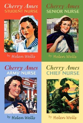 Cherry Ames Boxed Set (Books 1-4)