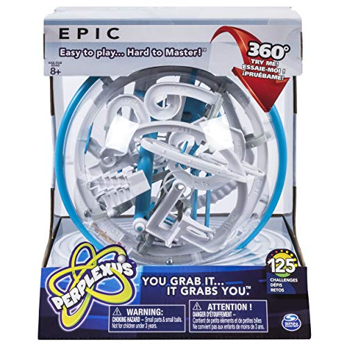 (Perplexus Epic – Challenging Interactive Maze Game with 125)