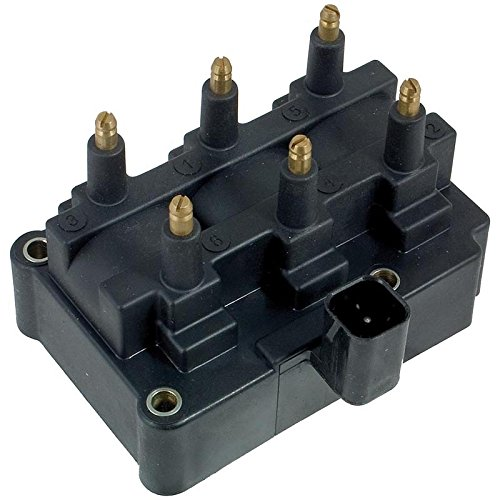 New Ignition Coil For 1990-1998 Chrysler, Dodge Caravan, Eagle, Plymouth Concorde 88921253, 7A2, 5C1095, 5233140, 521939, 4443971, B012, GN10213, C516