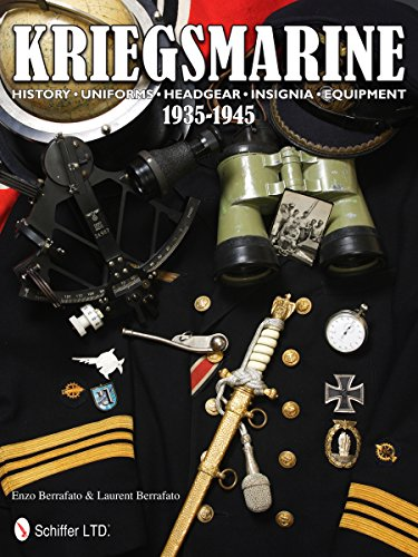 Kriegsmarine 1935-1945: History • Uniforms • Headgear • Insignia • ()