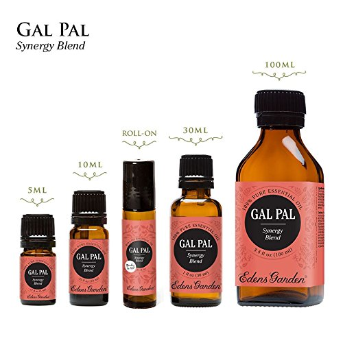 Gal Pal Synergy Blend Essential Oil by Edens Garden - 100 ml (Comparable to ClaryCalm by DoTerra)