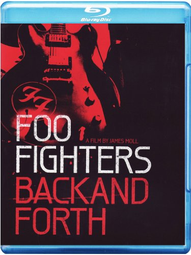 Blu-ray : Foo Fighters - Back & Forth (Germany - Import)