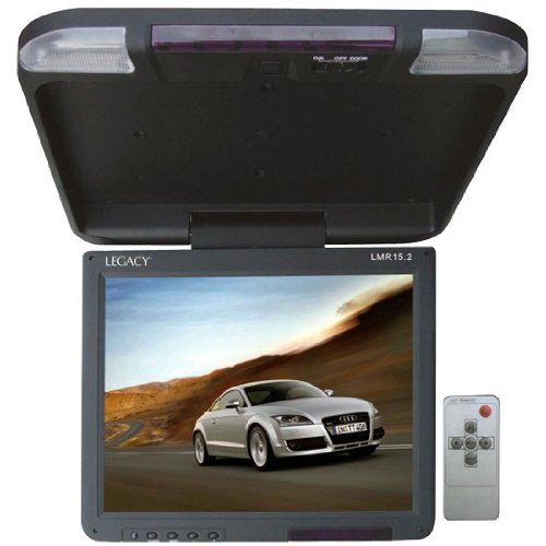 Legacy LMR15.2 High Resolution TFT Roof Mount Monitor with IR Transmitter