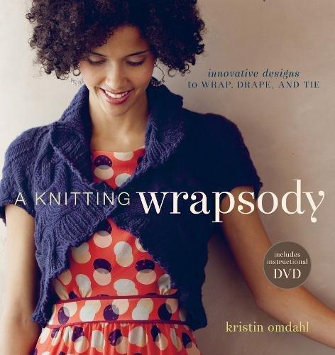 Knitting Wrapsody Innovative Designs Drape