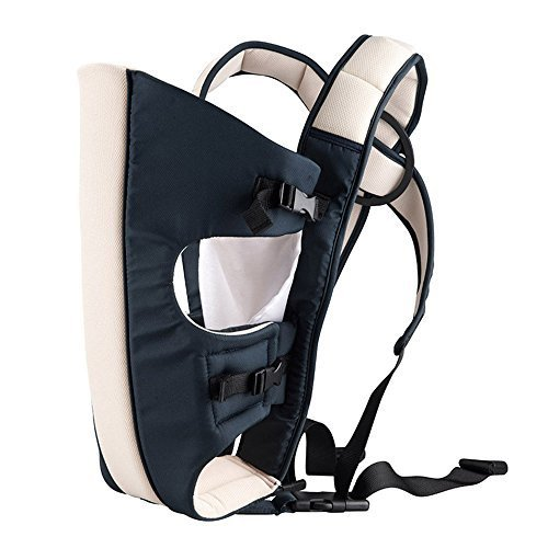 Dardara Baby Carrier 3 Carrying Positions for Infants and Toddlers 3.6-15kg(8-33lbs) -Soft Cool Air Mesh-Best Baby Shower Gift!