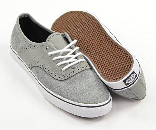 Lo furgonetas Espectador Zapatos Pro Skate Grey
